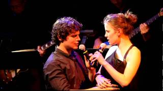 Jonathan Groff and Betty Gilpin - Musical Theater Initiative