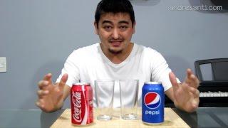 Coca-Cola X Pepsi: O Teste Definitivo