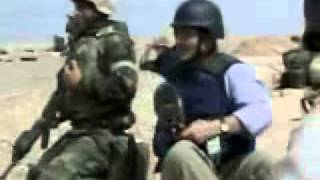 US Marines Fighting in Umm Qasr, Iraq 2003