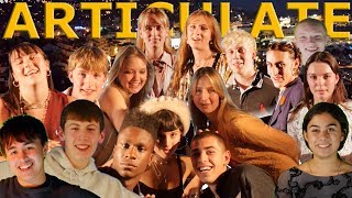ARTICULATE Official Trailer (2018) Teenage Juxtaposed Talk Documentary