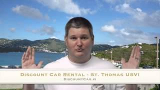 Discount Car Rental St. Thomas USVI Review