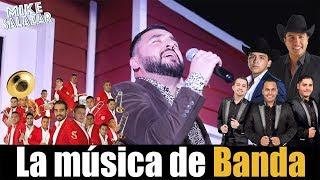 Mike Salazar La música de banda
