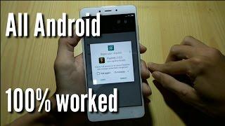 Cara Root SEMUA Android Sudah Di Tes Dan DIJAMIN 100% Berhasil