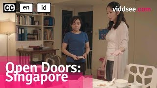 Open Doors: Singapore - Someone Was Watching When She Slapped The Domestic Worker // Viddsee.com