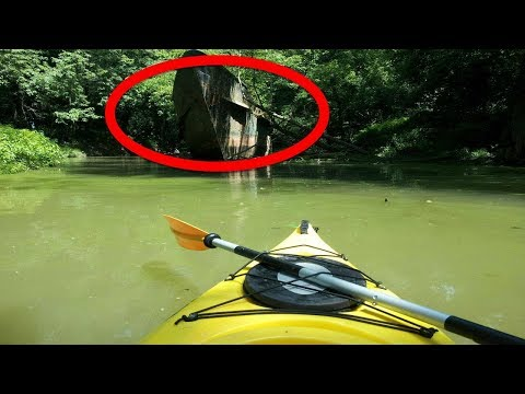 Xxx Mp4 This River Kayaker Chanced Upon A Century Old Ghost Ship And Its History Is Captivating 3gp Sex