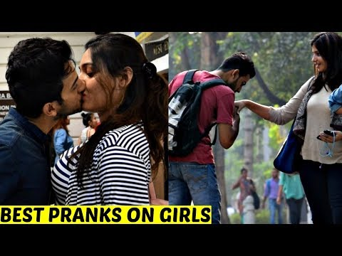 Xxx Mp4 Best Pranks On Girls 2017 Pranks In India By Vinay Thakur AVRprankTV 3gp Sex