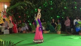 2016 best bollywood songs dance performance by Shraddha Singh