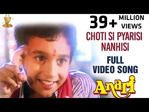 Xxx Mp4 Choti Si Pyarisi Nanhisi Full Video Song Anari Video Songs Venkatesh Karishma Kapoor 3gp Sex