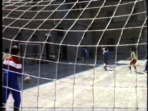 Equip de Handball Escola Pia Sitges 1986