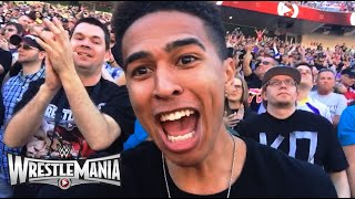 INSANE WRESTLEMANIA 31 LIVE REACTIONS! w/ Joe Weller