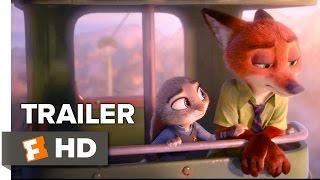 Zootopia TRAILER 2 (2016) - Disney Animated Movie HD