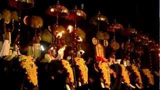 Kottayam Thirunakkara pakalpooram 2012