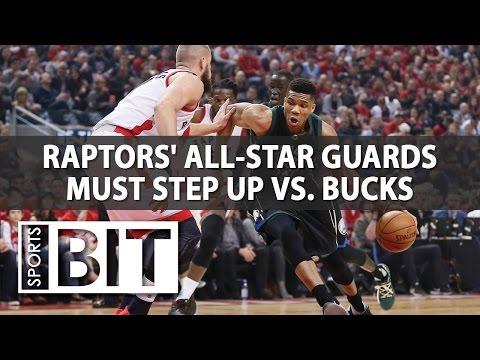 Milwaukee Bucks at Toronto Raptors Game 2 Sports BIT NBA Picks