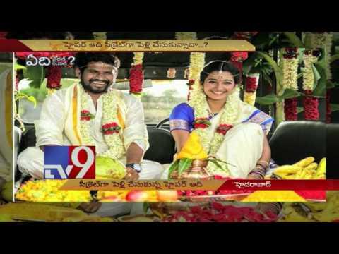 Xxx Mp4 Jabardasth Hyper Aadi Got Married Secretly TV9 3gp Sex