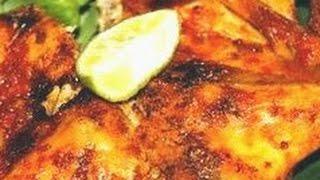 Resep Ayam Ungkep Bakar