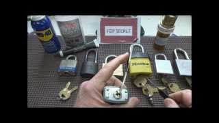 (185) Improve Your Lock Picking Skills (for Beginners)