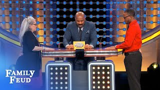 You faked your own DEATH to avoid THIS! | Family Feud