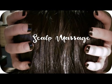 {BINAURAL ASMR} ✿ Scalp Massage ✿ Shhhhh, No Talking :) ✿