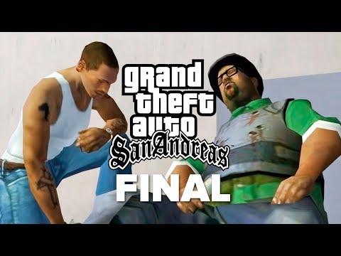 GTA San Andreas O FINAL HOLLYWOODIANO