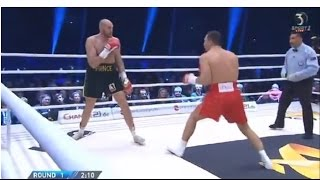 WLADIMIR KLITSCHKO vs TYSON FURY Full Fight 2015 /11/ 28 [HD]
