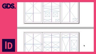Laying Out Frame Box's In Adobe InDesign - Ep7/13 [Adobe InDesign For Beginners]
