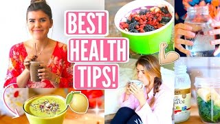 Get Healthy without Dieting! Tips you NEED To Know!