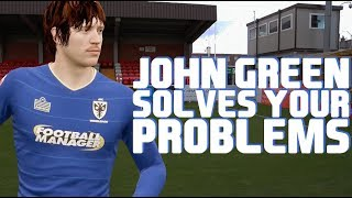 My Back Itches: John Green Solves Your Problems #1