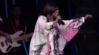 CeCe Winans Live - Hallelujah - Women of Faith 2013 Tour
