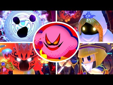 Download Kirby Star Allies - Soul Melter Boss Rush (The Ultimate Choice)