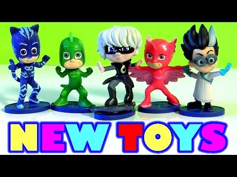 Xxx Mp4 PJ MASKS TOYS Héroes En Pijamas Juegos Catboy Gekko Owlette Romeo Luna Girl Night Ninja 3gp Sex