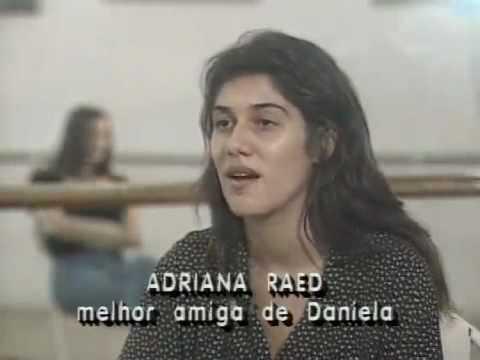 Globo Repórter 1993 Assasinato de Daniela Perez