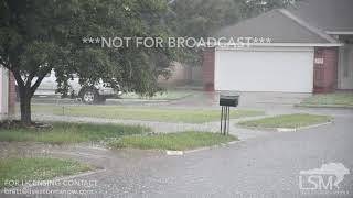 "06-24-19 Lubbock, Tx  1.5""-2"" Hail falls on north east Lubbock"