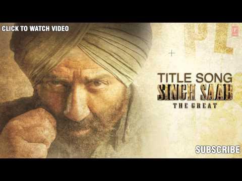 Xxx Mp4 Singh Saab The Great Full Song Audio Sunny Deol Latest Bollywood Movie 2013 3gp Sex