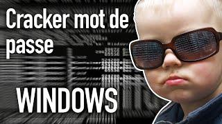 Comment cracker un mot de passe Windows