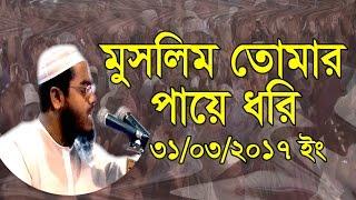 Mawlana Hafizur Rahman Siddik (Kuyakata) 31/03/2017 ইং।