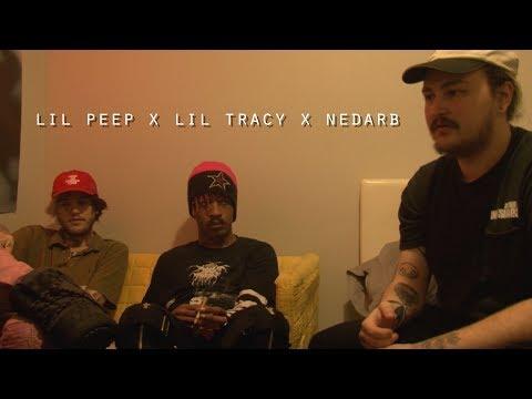 LIL PEEP x NEDARB x LIL TRACY interview mini doc
