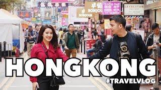 KELILING HONGKONG #TRAVELVLOG