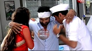 OMG! Jaggi gets paralysed in Saath Nibhana Saathiya