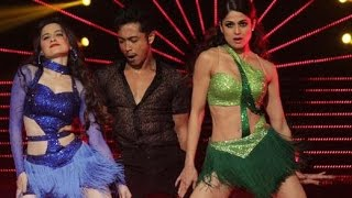 Shamita Shetty Looks Gorgeous at set of The Jhalak Dikhla Jaa Reloaded