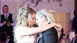 Beautiful Lesbian Wedding | YouTube Couple