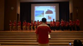 Goro Gorone ( L. Sugiarto ) - performed by Vox Angelorum Choir