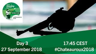 Vision Impaired Standing Final   Day 3   Chateauroux 2018