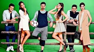 Housefull 3 first look Released