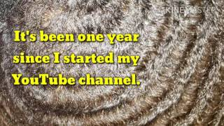 1.2K SUBSCRIBERS IN ONE YEAR (Happy Birthday) 4K