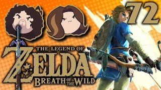Breath of the Wild: Snapchat Baffoonery - PART 72 - Game Grumps