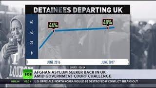 Life in Limbo: Afghan asylum seeker back in UK amid govt court challenge