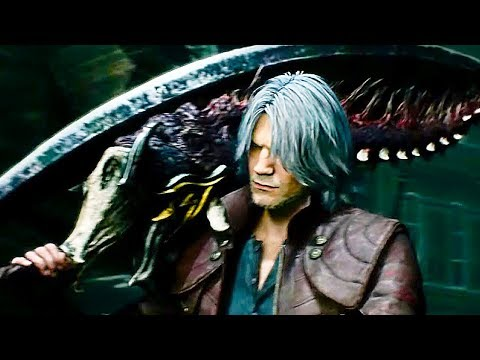 Xxx Mp4 Devil May Cry 5 DANTE Weapons Abilities Devil Trigger Boss Fight Gameplay Demo 3gp Sex