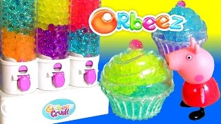 ORBEEZ CRUSH Sweet Treats Studio Playset Magically Grows in Water by Funtoys Disney Toy Review