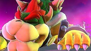 Mario VS All Bosses In Super Mario Odyssey - No Damage -