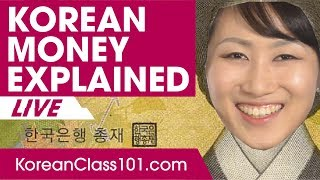 ALL You Need to Know About Korean Money   Learn Basic Korean